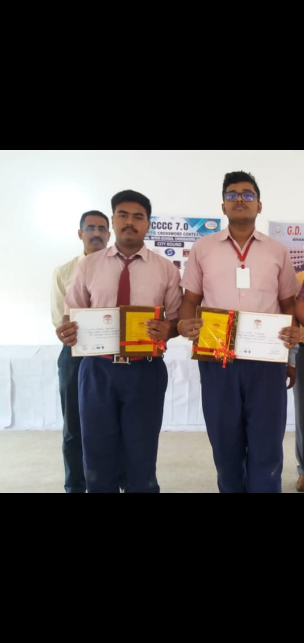 Deoghar City Round Runner Up